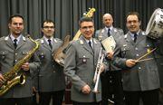 Jazz-Combo des Heeresmusikkorps Koblenz